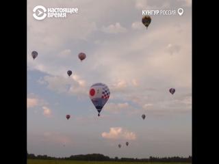 Школа воздухоплавания в России