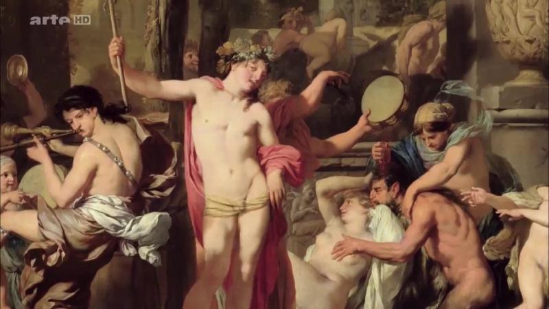 Мифы Древней Греции Дионис чужой в родном городе