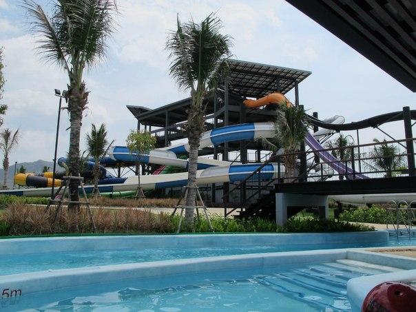 Аквапарк в Хуа Хине 3