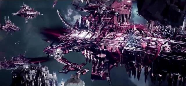 Battlefleet Gothic: Armada (Meanwhile in 40K) · coub, коуб