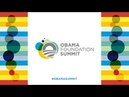The Closing Session of the Obama Foundation Summit: Our Roots Matter: The Power of Place