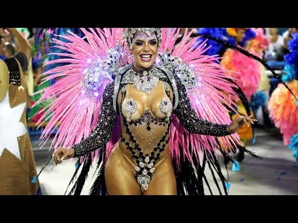 Rio Carnival 2019 [HD] - Floats Dancers | Brazilian Carnival | The Samba Schools Parade