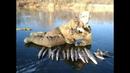 Рыбалка зимой на жерлицы и балансиры по перволедью !