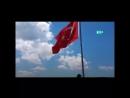 9 флаг для шахидов на вершине шахидов в Африне