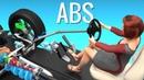 Принцип работы антиблокировочной системы тормозов АБС