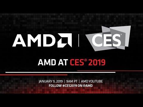 AMD CEO Lisa Su's 2019 CES Keynote
