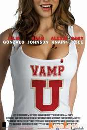 Смотреть Университетский вампир / Vamp U онлайн
