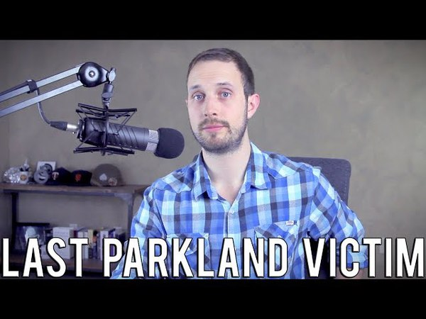 Last Parkland Victim Released from Hospital | Blames the Sheriff, Not the Guns
