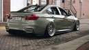 BMW F80 M3 On BBS E88rt