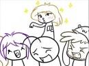 TTT Animated feat. Pewds, Cry, Ken, Minx: Suspicious Terrorists