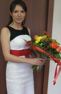 Оксана Зеленева
