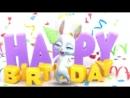V-s.mobiZoobe Зайка, с днем рождения и я, и я, поздравляю тебя!