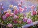 Любовь — это роза.