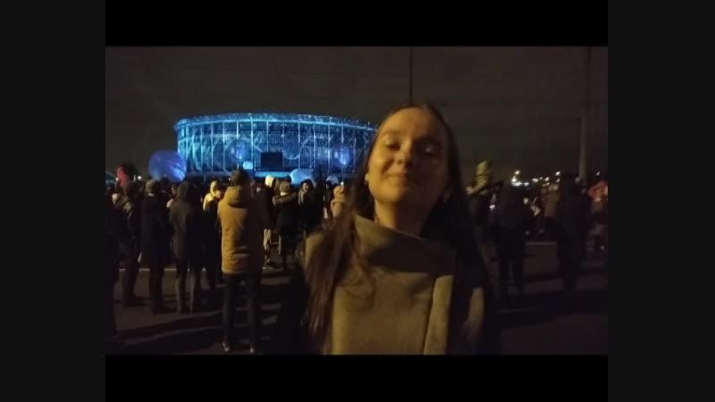 Светошоу 03. 11.2018 СКК