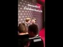 Бенедикт и Диего Луна на красной дорожке Jaeger LeCoultre's (15/01/18)
