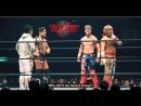 IWGP Jr. Heavyweight Championship Four Way Marty Scurll (Champion) vs KUSHIDA vs Will Ospreay vs Hiromu Takahashi