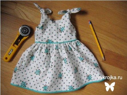 Como Hacer Un Vestido Para Bebé Paso A Paso Imagui