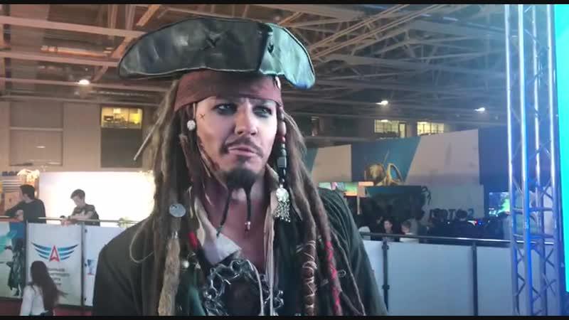 капитан Джек Воробей приглашает в Тюмень