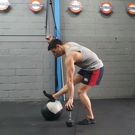 """Functional Movement Hacks on Instagram """"Hack yo hamstrings Tight hammies can hold back your hinge. Teach your body to accept a greater range wit..."""