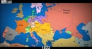 Russian Empires Bear Eats West Side From 1812 Till 1855