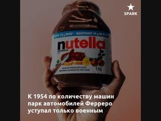 Подборка фактов из книги о nutella