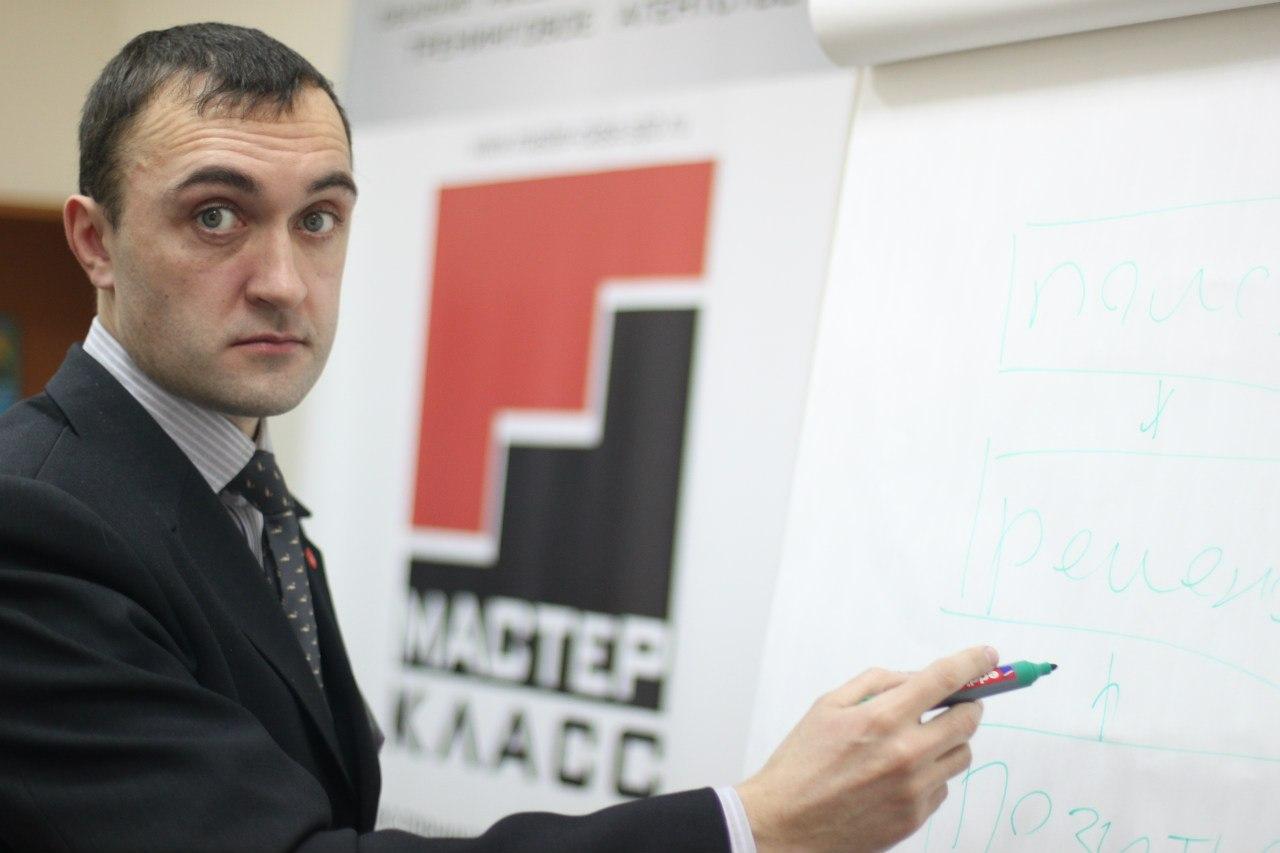 Алексей Золотарев в Ораторском Клубе www.oratorclub.com