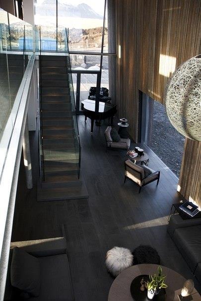 Casa G - проект частной резиденции от студии Gudmundur Jonsson Architect.