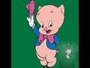 Поросенок Порки, ч.1. Porky pig, р.1. Amigurumi. Crochet. Амигуруми. Игрушки крючком.