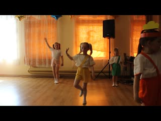 танец Курочки/Петушка
