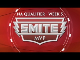 SWC MVP - Shadowq (NA Qualifier Week 5)