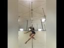 Наталья Томашова. Pole dance combo. Kats dance studio.