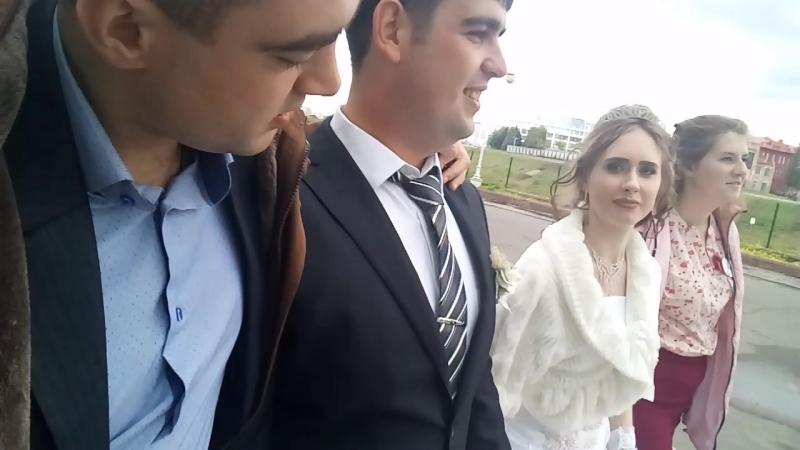 Видеоотчет со свадьбы Ровинских