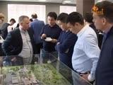 Елец посетила делегация из Республики Казахстан