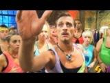 Даёшь молодёжь! • Школа танцев Алекса Моралеса • Танец для открытия Олимпиады