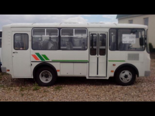 Автобус ПАЗ-32053-04 пригородный