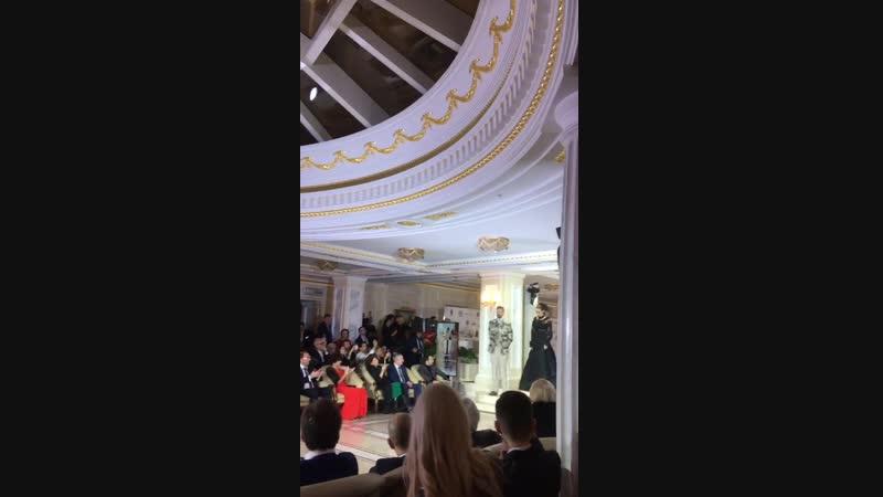 Закрытый Показ Вячеслава Зайцева 15 11 2018