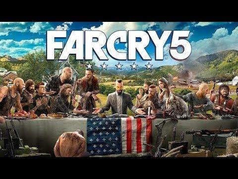 Far Cry 5, GTX 1060 Gaming X 6GB OC, i5 3570k OC, Ultra, 1080p.