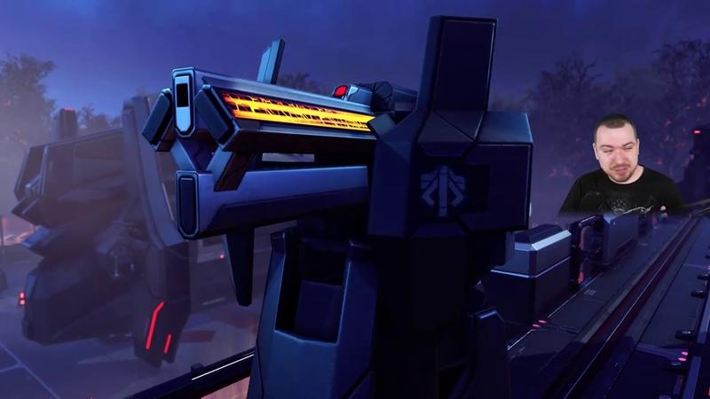XCOM 2 War of the Chosen 15 Отряд полканов нагибает