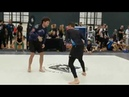 Imanari Roll to Ankle Lock in Competition