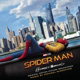 Michael Giacchino альбом Spider-Man: Homecoming (Original Motion Picture Soundtrack)