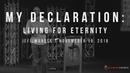 Element Music - Element Church - My Declaration: Living For Eternity