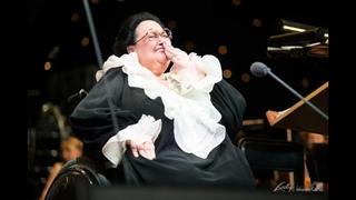 Montserrat Caballé in Kyiv 2018 Кабалье Монсеррат Київ Kiev