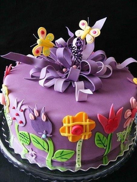 Очень красивые торты детские фото