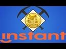 RichMining - вывел Dogecoin INSTANT Новая минималка с 15.08.2018