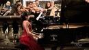 Umi Garrett, 13 yr. - Chopin Piano Concerto No. 1 in e minor 1st Mvmt. Short vr.