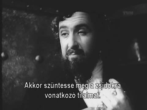Jud Süss 1 magyar felirattal rendező Veit Harlan Jud Süß