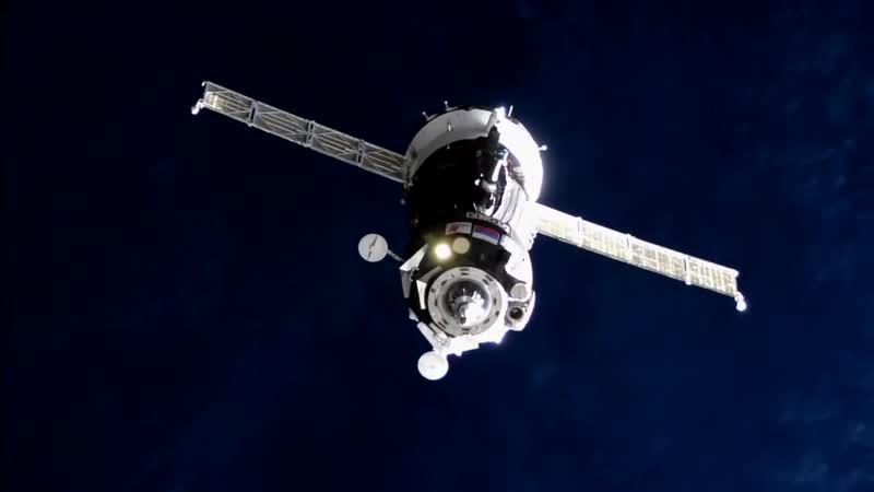 Стыковка «Союз МС-05» с МКС - 29.07.2017
