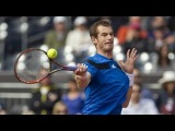 2014 Davis Cup 14 Andreas Seppi vs Andy Murray PART 1 HD