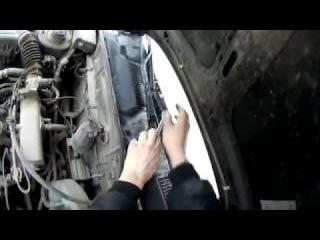 AutoHelp_Ekb Chanse(Ланос) 1.5 Ремонт на дороге г.Екатеринбург