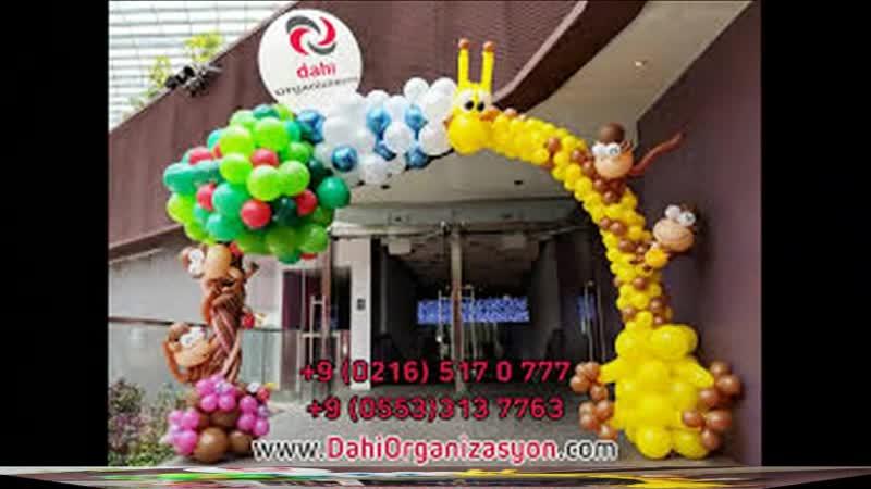İstanbul Balon Süsleme Fiyatları - Balon Süsleme - Balon Süsleme Fiyatları - İstanbul Balon Süsleme